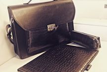 Royal Notes Bags / Fine Leather Bags entirely produced in Italy