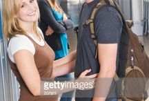 Your Home town High School Engagement Photos (Insert your own school)