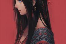 Native Characters