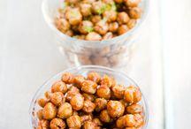 snacks / by Tasha Lloyd