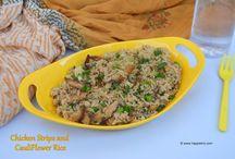 Rice Varieties - Non Veg