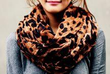 scarves / by Abby McVeigh