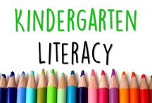 """Kindergarten Literacy / """"Anything to make literacy fun and resourceful for kindergarten""""                                                                       RULE: Pin at least 2 free ideas or resources for every paid item. (pictures of the activities in action) Please don't flood the board with your pins.   (If you would like to collaborate, please email me at mschloesclass@gmail.com.)"""