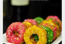 Na głębokim tłuszczyku / Jeżeli szukacie inspiracji na słodkości takie jak pączki i inne to zapraszam serdecznie :)
