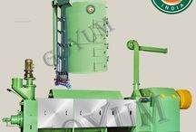 Oil Mill Machinery / We manufacturer and exporter of oil mill machinery and there equipment.