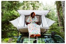 mini tent caravan etc