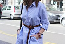 SPRING '16 / This spring I'm super into denim and white combos, linen, flowy and easy-wear clothing that is pulled off beautifully. Cutsey patterns are also a must!