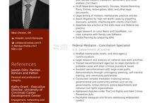 CV design ideas