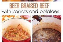 Cast iron pot recipes