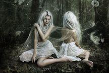 Dreams and nightmares.. / http://chryssalis.deviantart.com/