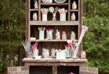Candy bar et autres gourmandises mariage