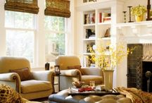 Living Rooms / by Amanda Churchill