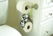 toilet paper caddy