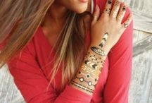 """Peace, Love, and Festival Style! / In our era of """"dys-connectivity,"""" music festivals offer tangible, community experiences that celebrate creativity, individuality, and free-spiritedness. It's no surprise festival style is a huge trend emerging from the scene. Here are some boho fashion finds to elevate the shopping vibe in your store! http://retailinginsight.com/festival"""