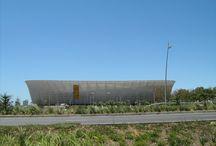 Cape Town Stadium, surrounds