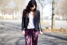 Fashion & Style / Wardrobe, jewelry and beauty wishlist.