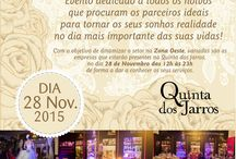III Oeste Noivos / A GirlsVinci vai estar presente dia 28 nov 2015 na III Oeste Noivos, na Quinta dos Jarros. Apareçam!!!! ;)