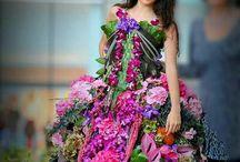 Vestidos florales. / Una selección de los vestidos florales que más nos han gustado.