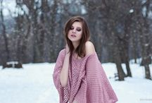 Projects to try - Winter Goddess / Winter portraits