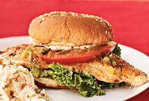 Catfish + Trout Recipes