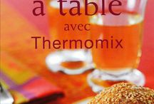 Livres a table thermomix