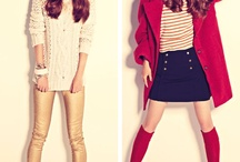 Love to Wear {Cool Weather} / Outfits to wear and wish into your closet during the cooler months! / by KC Stone