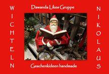 Nikolaus- und Wichtelgeschenke / Dies ist eine Pinnwand von Verkäufern der Gruppe Dawanda Likes Deutschland. Hier findest Du einzigartige handgemachte Produkte zu den Themen Wichteln und Nikolaus