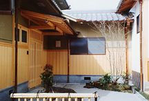 Front Garden  (My works) / I design, it is a site that was constructed. 私がデザイン、施工した現場です。