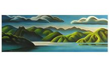 Mike Glover NZ Artist