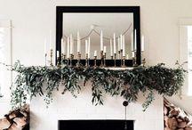 Christmas interiør