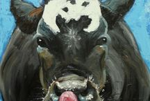 Moo Cows / by TJH
