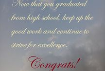 Graduation Wishes and Sayings: Greetings from Parents