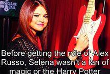 Selena gomez fakta