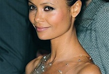Make-up looks made for Thandie