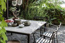Marťa a Hynek zahrada - inspirace