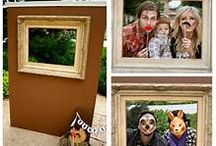 Fall Photo Booth