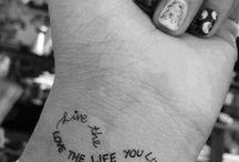 Tattoes en piercings