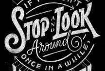 Anuncios y tipografía