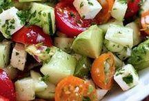 Idées de salade