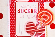 Valentine's Day  / Crafts, Recipes & Fun ideas for Valentine's Day.  / by Christine Frawley Hill