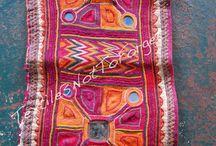 indiske tekstiler