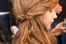 hår/sminke.