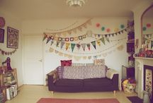 Home - living room / by Emily Reed