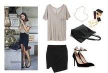 {lookbook} spring & summer / transitional outfits and looks that work for the warmer seasons