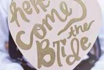Wedding Ideas / Starting to plan our wedding!