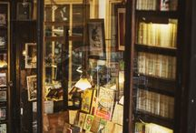 Libraries and book shops