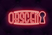 CENOGRAFIA e DIREÇÃO DE ARTE - Obscena / Talk show sobre erotisco produzido por alunos do 5º semestre do curso de Audiovisual do Centro Universitário SENAC. (2014)  LINK: http://www.youtube.com/watch?v=Y-sxAAmVfZM&feature=youtu.be
