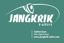 Jangkrik Promo / Promosi Jangkrik T-shirt