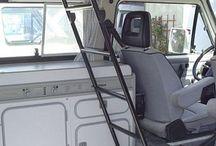 VW Westy Camper / by Thaddeaus Swart