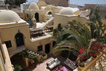 L'habitat traditionnel jerbien / Auch traditionnel tunisien